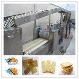 2016 China fábrica de galletas de la máquina con control PLC