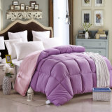 星のホテルのホームおよび病院のための高品質の低価格のMicrofiberの羽毛布団のキルト