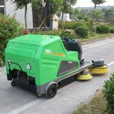 ブラシの自動床のクリーニング機械掃除は二倍になる(DQS18)