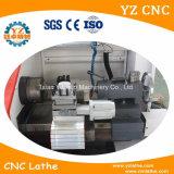 China-Lieferanten-horizontale kleine u. Mini-CNC-Drehbank-Maschine