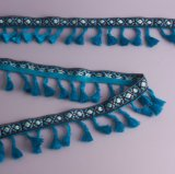 Национальной моды Style Tassel кружевом по пошиву одежды и украшения