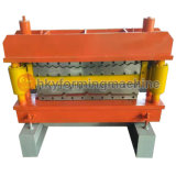 建築材料(HKY)を作る機械ラインを形作る着色された鋼鉄壁版ロール