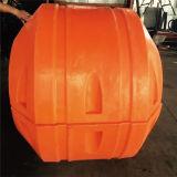 Tubo de dragagem usado de HDPE/MDPE/flutuação do tubo flutuador