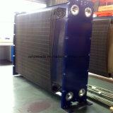 Gasketedの版の熱交換器の円滑油オイルクーラーフレームおよび版の熱交換器