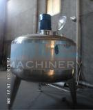 Sanitaire Bodem die die Tank mengen met VFD voor de Productie van het Sap wordt gebruikt