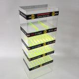 Affichage acrylique cas pour les produits de la cigarette électronique