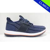 Meilleur Men&prime de vente ; Le sport de S chausse des hommes exécutant des chaussures avec la maille tricotée, DM Outsole