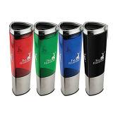 Tasse à café colorée P / S, tasse à vide, tasse de voyage (CL1C-E112)