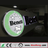 2016 Hot Vending 3D Acrílico LED Iluminado Light Box