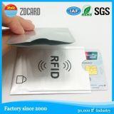 소매를 막는 반대로 검사 신용 카드 RFID를 막는 스마트 카드 신용 카드