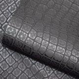 L'unità di elaborazione artificiale sintetica di goffratura strutturata Faux imita il cuoio di pattino del sacchetto