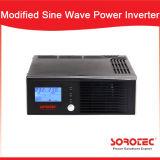 Inversor modificado de la alta capacidad de la UPS del inversor del inversor 500-2000va 230VAC de la onda de seno