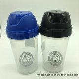 De hete Fles van het Water van /Sports van de Fles van de Schudbeker van /Protein van de Fles van de Mixer van de Mixer van de Houder van de Hand van de Verkoop BPA Vrije
