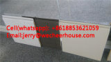 Тисненые металлические украшения панели жесткого PU пены короткого замыкания для монтажа на стену фасада