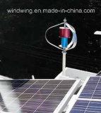 Su uso en casa de 400 W de Aerogenerador de Eje Vertical (200W-5KW).