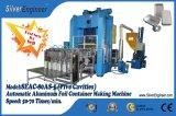 Conteneur de papier d'aluminium faisant la machine à partir de Silverengineer