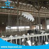 Le ventilateur Vhv72-2016 de cyclone de haute performance a particulièrement conçu pour la laiterie