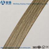 PVC de grãos de madeira Orladora Usar para mobiliário interior