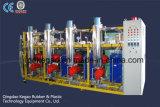 Unidade de controle da temperatura para o calendário com quatro canaletas