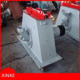 Roda de turbina das peças da máquina de sopro do tiro que removem a oxidação