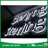 Lettrage en acrylique à LED Signboard publicitaire