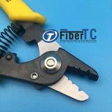 Стрипперы оптического волокна куртки отверстия стриппера 3 оптического волокна Tri-Отверстия Fis F11301t высокой точности
