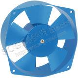 ventilador axial de enfriamiento azul trifásico de la CA de las láminas plásticas de la ventilación 380V (SF16060)