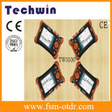 低価格の融合のファイバーOTDRが付いているTechwin OTDR機械