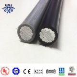 Isolação de cobre UL44 de Rhh/Rhw-2/Use-2 600V 90c XLPE