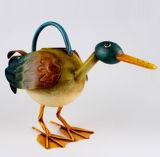 Meilleure vente de canard en métal de l'artisanat antique pour décor extérieur