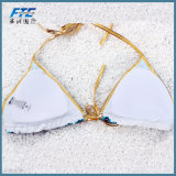 Изготовленный на заказ сексуальный Swimsuit женщин Бикини треугольника