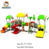 De uitstekende Verkoop van de Apparatuur van de Speelplaats van de Speelplaats van de Jonge geitjes van de Kwaliteit Openlucht Grote Openlucht (ty-70371)