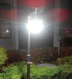 ساطعة بيضاء بيتيّة شمسيّة [لد] جدار ضوء