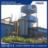 Met kolen gestookte Elektrische centrales, de Vergasser van de Steenkool, de Generator van de Steenkool