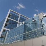 Pareti divisorie di vetro strutturali