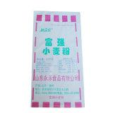 Сумка для пластиковой упаковки Alibaba пшеничной муки сахарной кукурузы соевых бобов