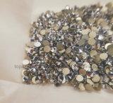 Гладкой стороне стекла со стразами Silver Hematite не Hotfix Crystal Reports (FB-SS20 silver/5A)