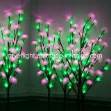 Decorazione della casa del fiore del LED per illuminazione del mercato
