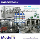 Mechanical의 무기물 Water Filling Production 또는 Water Filling Equipment