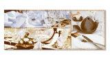 Azulejo de la pared del modelo del arte del mosaico de la serie de la flor (FR20541A)