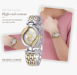 Relógio do vestido elegante da forma de Belbi para a sustentação T/T, Paypal e Western Union do presente do amigo. Grande quantidade: L/C na vista a comprar