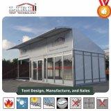 La mitad de la Carpa domo de aluminio para la promoción de Liri tienda