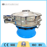 Giratória em aço inoxidável de alta precisão da Peneira vibratória para produtos cosméticos