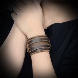 De in het groot Goedkope Armband van het Leer van de Pols OEM/ODM Antieke