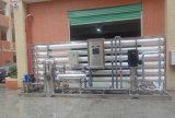 a água boa subterrânea da perfuração 30tph remove o fabricante de equipamento do tratamento da água do RO da dessanilização de sal