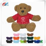 Professional DON T-shirt personnalisé de l'OURS Ours en peluche en gros un jouet en peluche