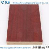 E0/E1 de madera Melamina de Poplar/Core enfrentan el contrachapado para muebles y decoración