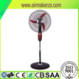 '' ventilador eléctrico del soporte de la parrilla plástica 18 con la lámina Ce/SAA del metal