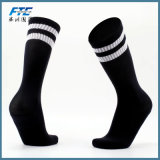 Unisexe étirer la jambe de Football Sports de compression de l'exécution de chaussettes de football