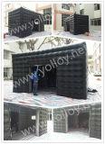 Коммерчески раздувной шатер кубика случая для рекламировать
